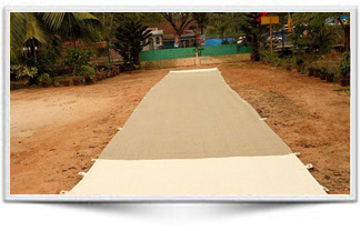 COCO CRICKET MAT