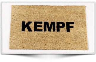PLAIN FULL NAME MAT